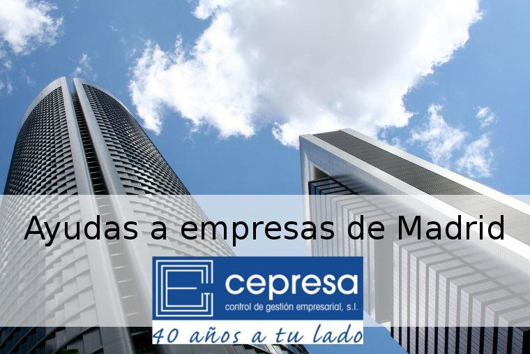 Las ayudas a empresas en madrid cepresa - Empresas domotica madrid ...