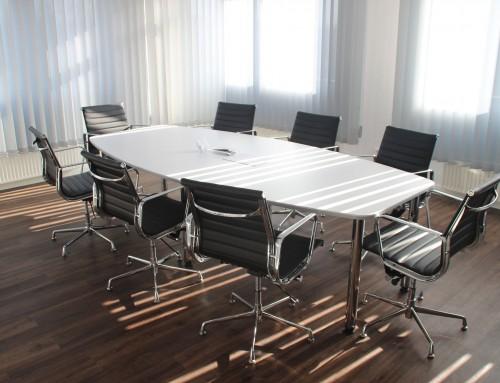 Consejos para alquilar un despacho para reuniones
