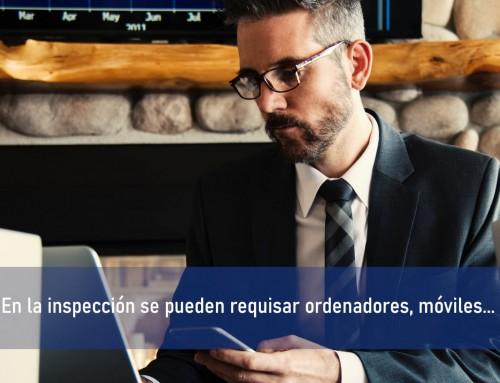 Inspecciones por sorpresa de inspectores de Hacienda (actualidad)