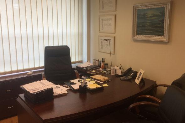 Oficina de nuestra asesoría